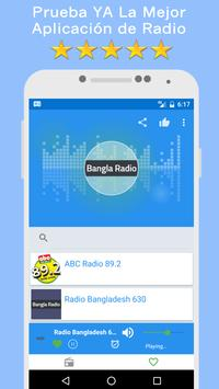 Bangladesh-Radios Free AM FM screenshot 6