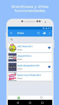 Bangladesh-Radios Free AM FM screenshot 8