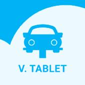 Auto Repair Shop - Tablet icon