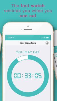 Intermittent Fasting screenshot 1
