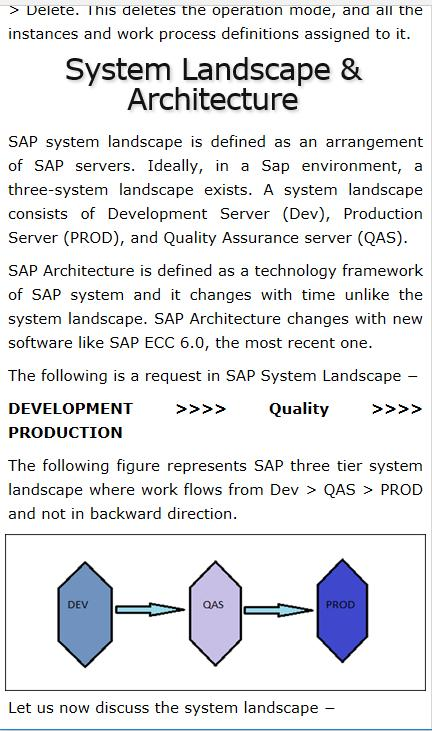 Learn Sap Basis for Android - APK Download