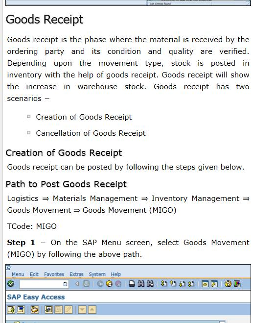 Learn SAP MM (Material Management) for Android - APK Download