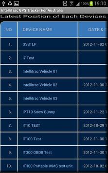 IntelliTrac GPS For Australia screenshot 3