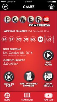 Montana Lottery screenshot 1