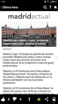 Madrid Actual screenshot 3