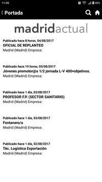 Madrid Actual screenshot 5