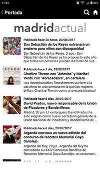 Madrid Actual screenshot 8