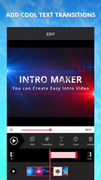 Intro Maker With Music, Video Maker & Video Editor screenshot 3