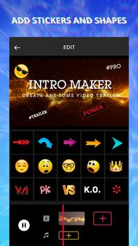 Intro Maker With Music, Video Maker & Video Editor screenshot 4