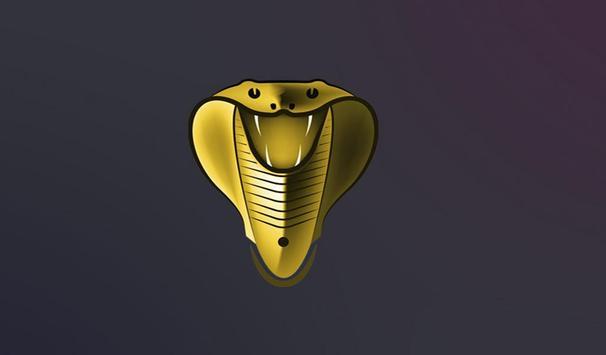 Cobra Gold الملصق