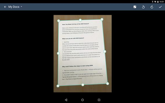 CamScanner screenshot 21