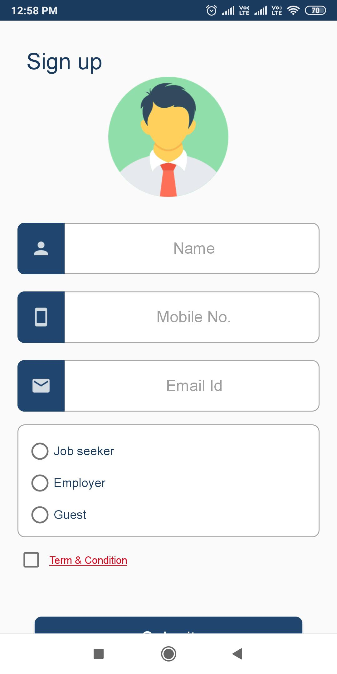 Scope Naukri for Android - APK Download