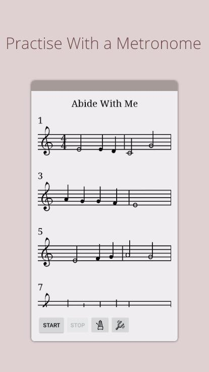 Play in Tune: Violin notes for beginners for Android - APK