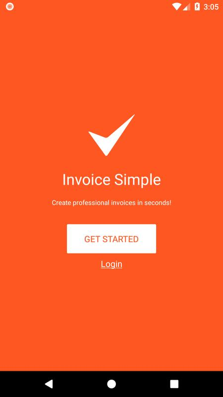 Invoice Simple Lite For Android APK Download