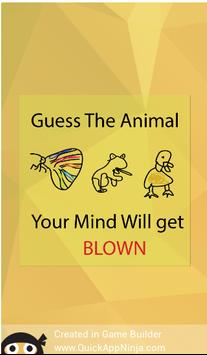 Guess The GG Animal poster