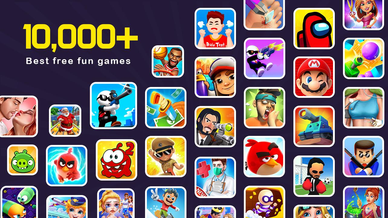 All Games, All in one Game, New Games for Android - APK Download