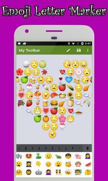 Funny Emoji Name Maker & Text Repeater & Emoji screenshot 1