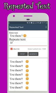 Funny Emoji Name Maker & Text Repeater & Emoji screenshot 5