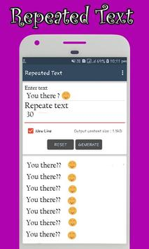 Funny Emoji Name Maker & Text Repeater & Emoji screenshot 7