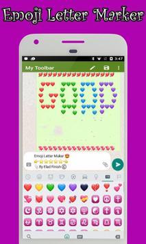 Funny Emoji Name Maker & Text Repeater & Emoji screenshot 8