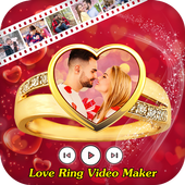 Love Ring Video Maker icon