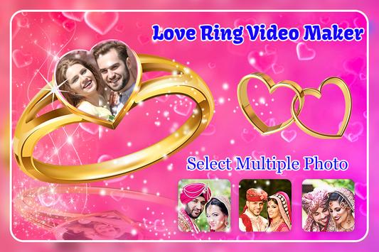 Love Ring Video Maker screenshot 2