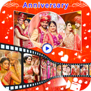 Marriage Anniversary Photo Video Maker APK