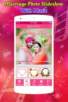 Marriage Photo Slideshow With Music screenshot 7