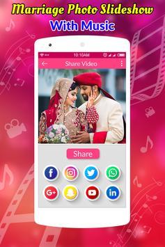 Marriage Photo Slideshow With Music screenshot 1