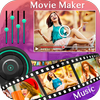 Movie Maker With Music icon