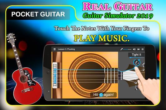 Real Guitar-Guitar Simulator 2019 screenshot 2