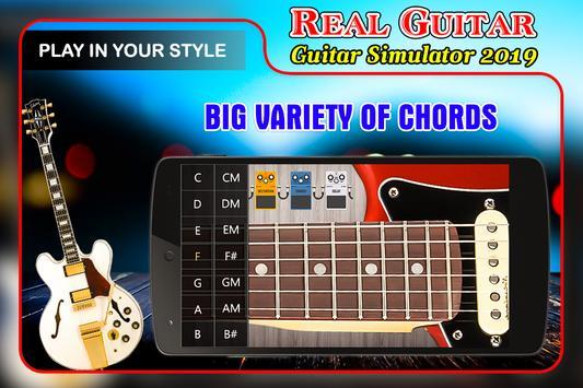 Real Guitar-Guitar Simulator 2019 screenshot 3