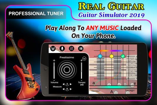 Real Guitar-Guitar Simulator 2019 screenshot 4