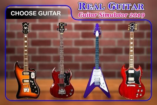 Real Guitar-Guitar Simulator 2019 screenshot 5