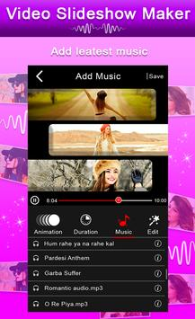 Video Slideshow Maker Video Maker With Music poster