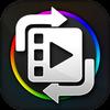 Vidéo Convertisseur, compresseur MP4, 3GP, MOV,AVI icône