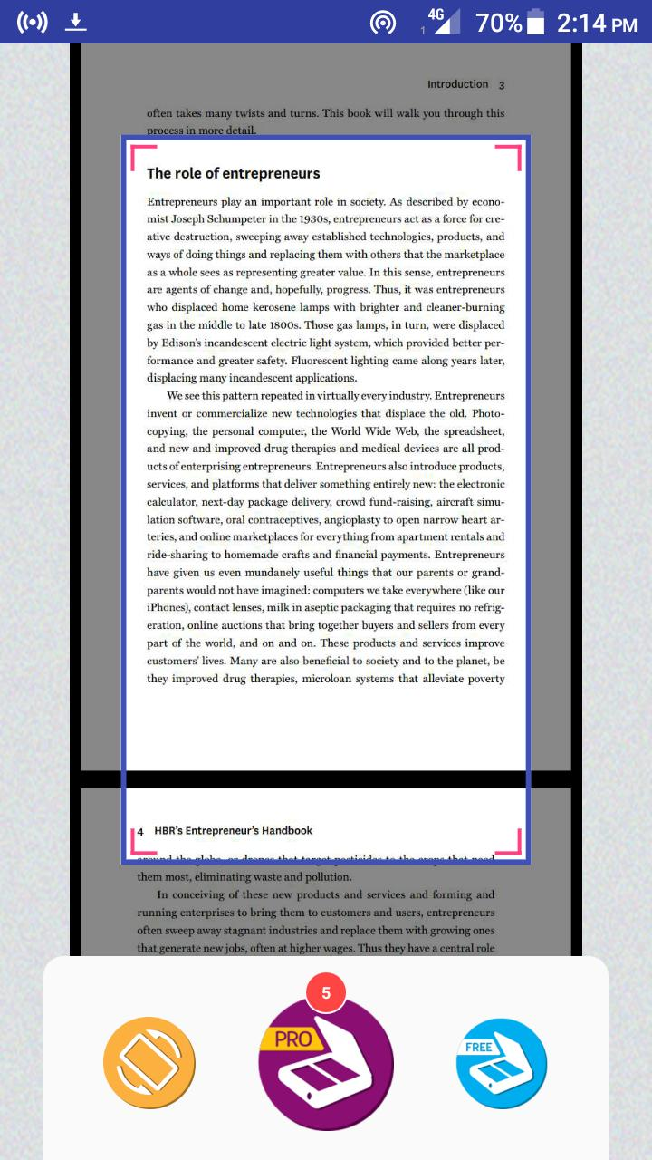 Image to text OCR | image to PDF converter editor for Android - APK