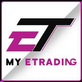 My E-Trading icon