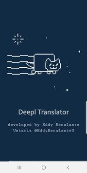 Deepl Translator screenshot 1