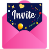 Invitation Maker icon