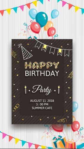 Invitation Card Maker Invite Maker Rsvp Apk 1 0 9