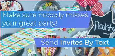 Invitation Maker by Invitd: Text & Print Invites