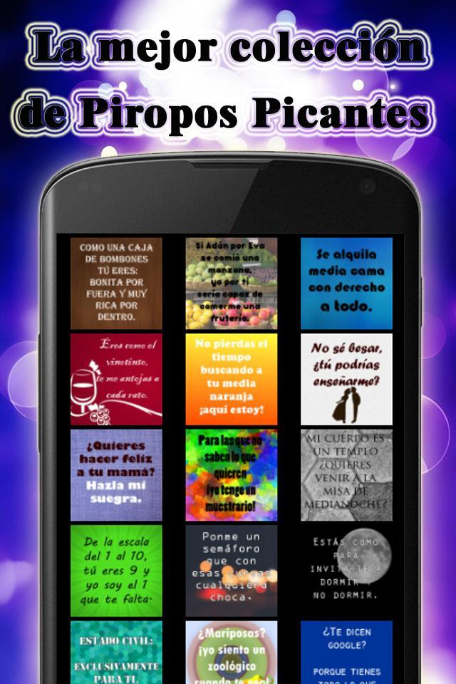 Piropos Picantes for Android - APK Download
