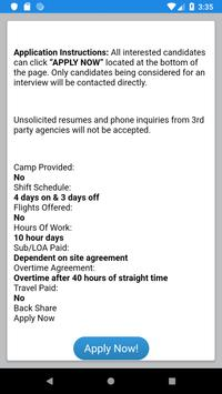 Jobs In RED DEER - Daily Job Update screenshot 2