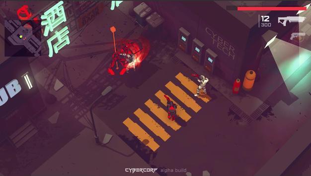CyberCorp screenshot 3