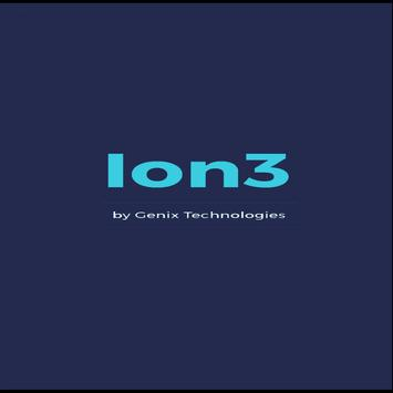 ION3 poster