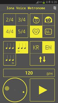 Voice Metronome by IonaPlays screenshot 8