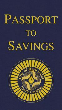High Point Passport to Savings poster