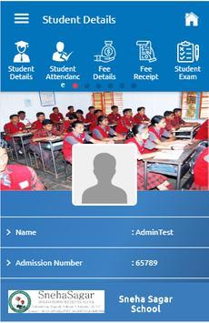 Snehasagar Student screenshot 2