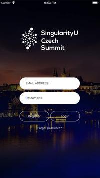 SU Czech Summit poster